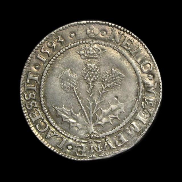 James Vi 1567 1625 Silver Ten Shillings Amr Coins