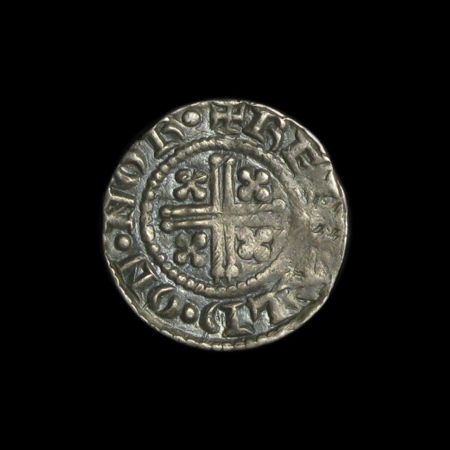 Henry Ii 1154 1189 Silver Penny Amr Coins