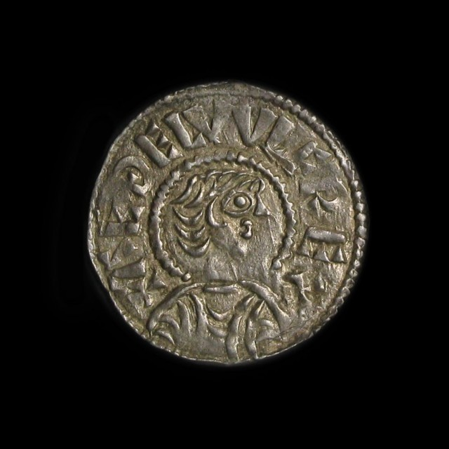 Aethelwulf 839 858 Silver Penny Amr Coins