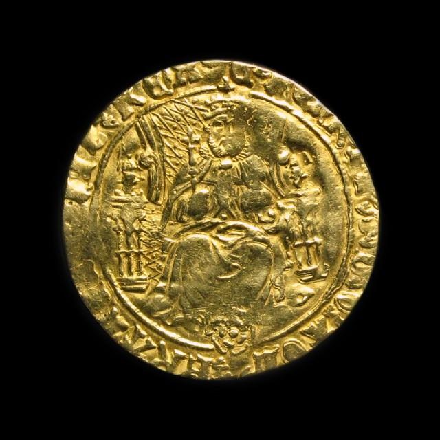 Henry Viii 1509 1547 Gold Half Sovereign Amr Coins