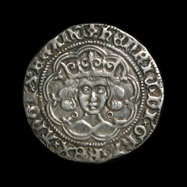 Henry Vi 1422 1461 Silver Groat Amr Coins