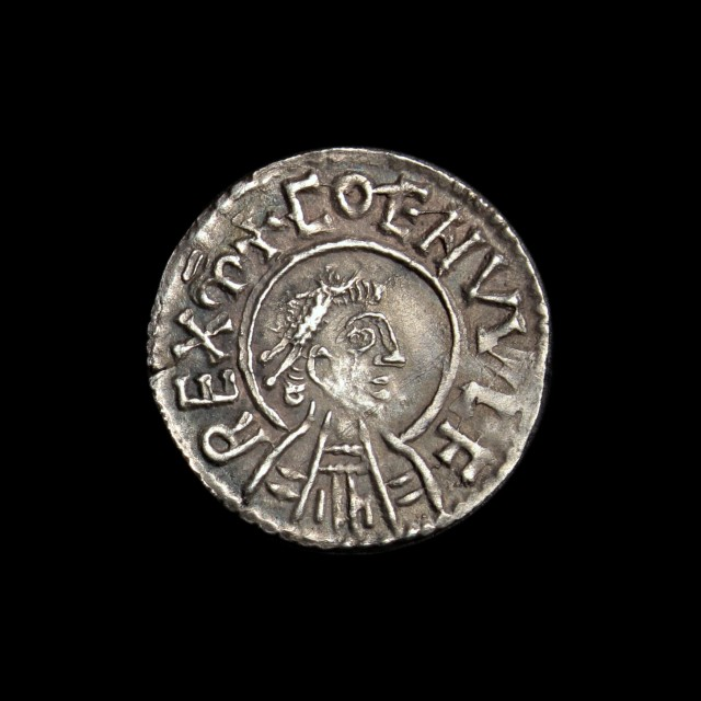 Coenwulf 796 821 Silver Penny Amr Coins