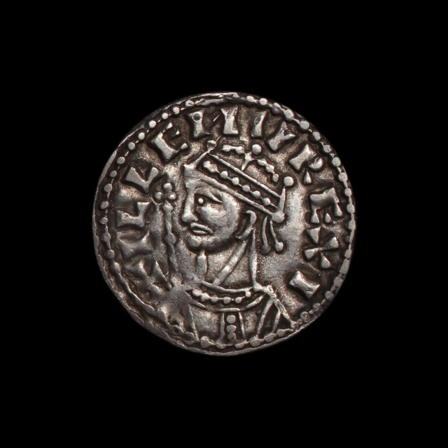 William I 1066 1087 Silver Penny Amr Coins