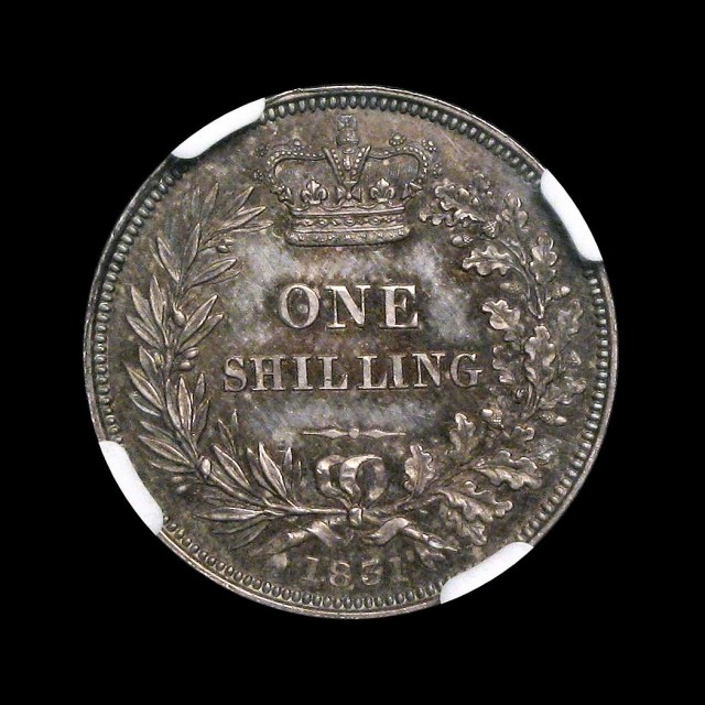William IV (1830-1837) - Silver Shilling   AMR Coins